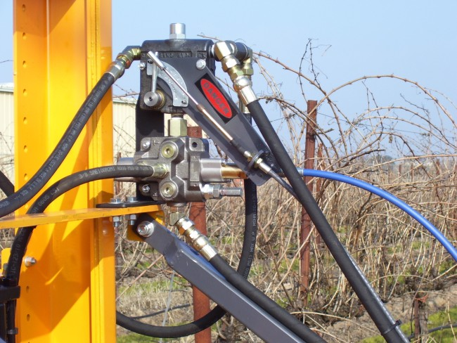 Cable Control for position and flow control